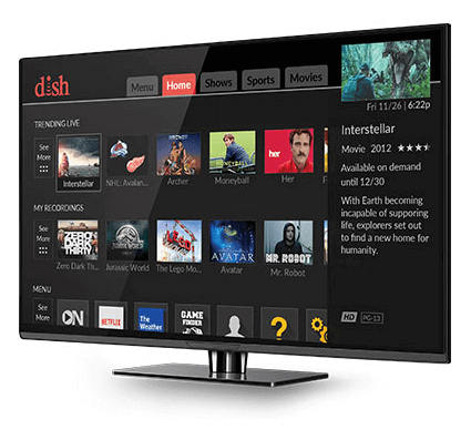 Watch Movies On Demand with The Hopper - Saint Peter, MN - The Dish Doctors Inc. - DISH Authorized Retailer